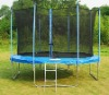 Trampoline and Safety Net (TUV-GS,CE,EN-71 approved)