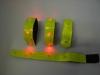 reflective slap wrap ,led slap wrap,safety armband