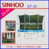 13 FT Trampoline With Safety net
