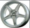 optional aluminum alloy wheel rims