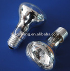 C class R63 reflect halogen clear incandescent light bulb