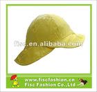 PVC rain hat