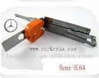 Original High Quality tools for locksmith ! Hu64 2 in 2 auto pick and decoder for Benz&locksmith tools