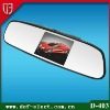 4.3inch rearview car mirror monitor