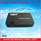 MPEG2 DVB-T LCD hd tv box---TV31T