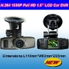 The Best Price 1920*1080 1080P Full HD 1.5'' LCD Mini IR Car Video Recorder