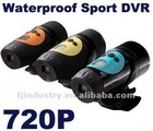 HD 720P Waterproof Outdoor Sport Helmet Action Camera Cam 1280 x 720/30FPS Mini DV DVR