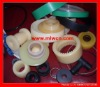 Plastic parts/Plastic Bushing/Nylon Bushing/Rubber Bushing