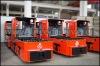 5 tonner battery locomotive CTY5, stepless speed regulating