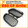Real Carbon Fiber E60 front grill/Grille for BMW