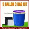 EXTRACTOR herbal 5 GALLON 3 BAG Bubble hash bag