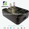 3W 5Vv 0.5a usb power adapter , folding electric plug