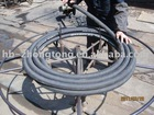 Wire Braided Hydraulic Hose