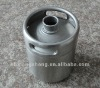 2L stainless steel keg