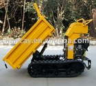 Mini Dumper (6.5hp, 500kg capacity)