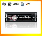 Detachable Face In-Dash CD/MP3 1 DIN Car CD Player,Car Stereo Receiver with Front USB/SD Slot