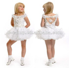 FG-055 Fancy design flower girl tutu dresses