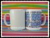 Sublimation white mug/sublimation mug Hot sale!