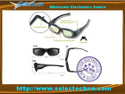 Active TV IR and bluetooth 3D Glasses for sumsang LG SONY SE-BSG05-A