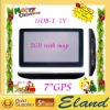 7 inch gps digital ISDB-T TV