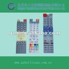 Tv remote control silicone cover