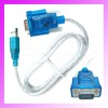DB9 Serial 9 PIN RS232 Adapter Cable