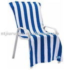 print beach chair cover