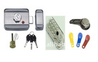 Password, card, remote control, wireless alarm system, multi-function electronic control lock