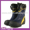 Fashion Men Rubber Rian Boots in Hot Selling