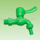 GOOD QUALITY PVC FAUCET/TAP/BIBCOCK WITH NOZZLE