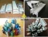Building material corlourful plastic profile