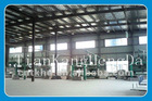 High-strength gypsum block production line