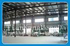 High-strength gypsum block production line
