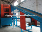 Tire crusher High output newest tyre processing