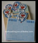 Self-Adhesive notepad for study