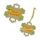 Christmas Metal ornament