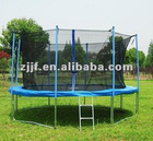 High quality trampoline with safety net
