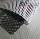 perforated vinyl film one way vision
