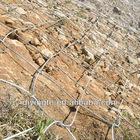 Stainless steel rope mesh