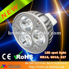 Die casting SCREW TYPE 3W MR16/GU10 LED Spot Light