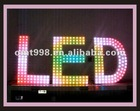 LED full color luminous sign board