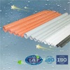 Orange 180 degree bending high quality electric perforated large plastic pvc pipe