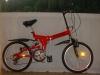 20'' folding bicycle/foldable bike/bicycles/bikes