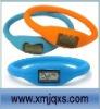 Fashion factory custom silicone sports watch