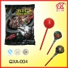 19g Halal Big Bon Bon Plastic Lollipop Sticks