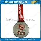 sport silver medal