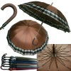 16k good selling strong golf umbrella