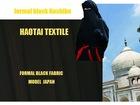 formal black dubai abaya fabric peach koshibo