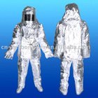 ISO9001 Fireproofing Suits