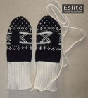 100% Acrylic Jacquard Knitted Winter Gloves